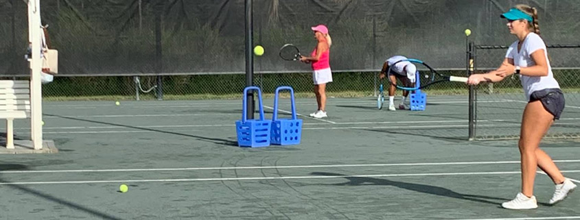 Beginners Tennis Clinic