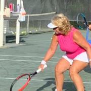 Ladies Tennis Clinic