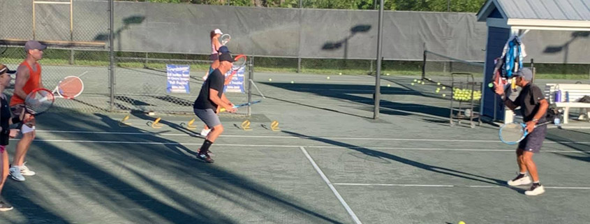 Tennis Strategy Clinic