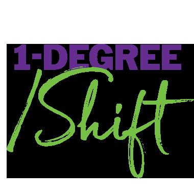 1-DEGREE/Shift