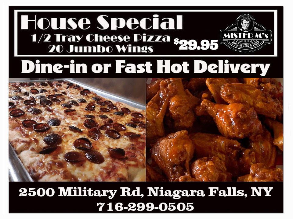 Ms house special 29 95