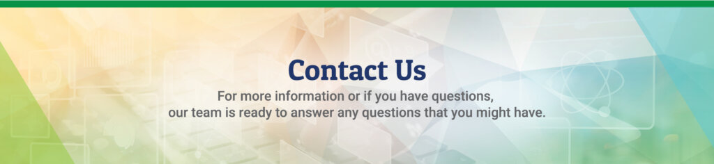 GYF ERP Contact Us Graphic