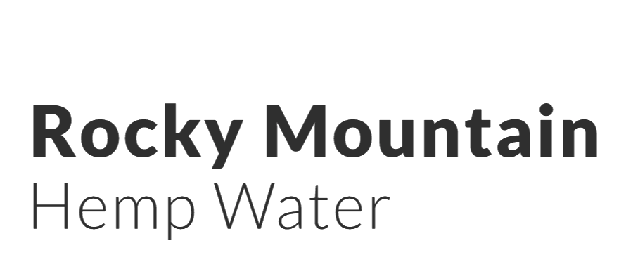 Rocky Mountain Hemp Water
