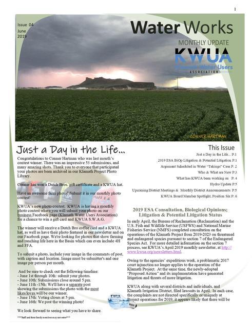 Klamath Water User Association