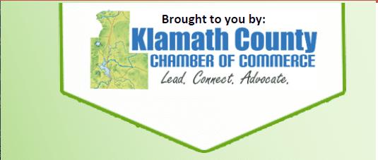 Klamath County Chamber of Commerce logo
