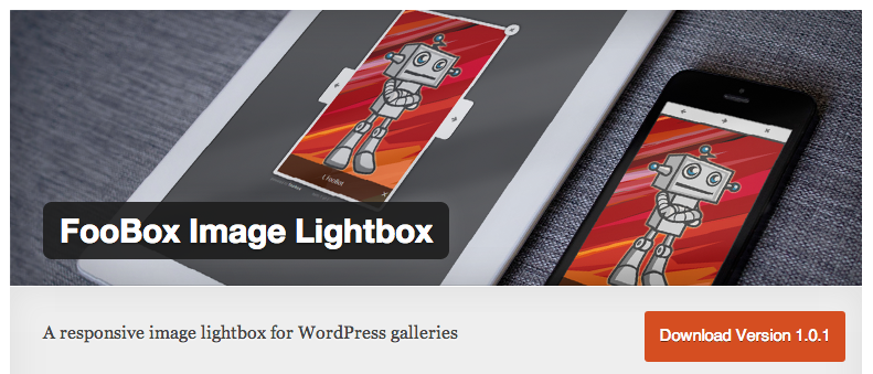 FooBox Free Responsive Lightbox WordPress Plugin