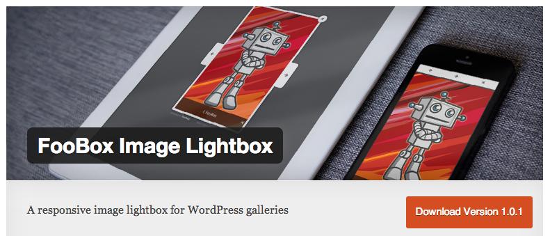 FooBox Free Responsive Lightbox WordPress Plugin