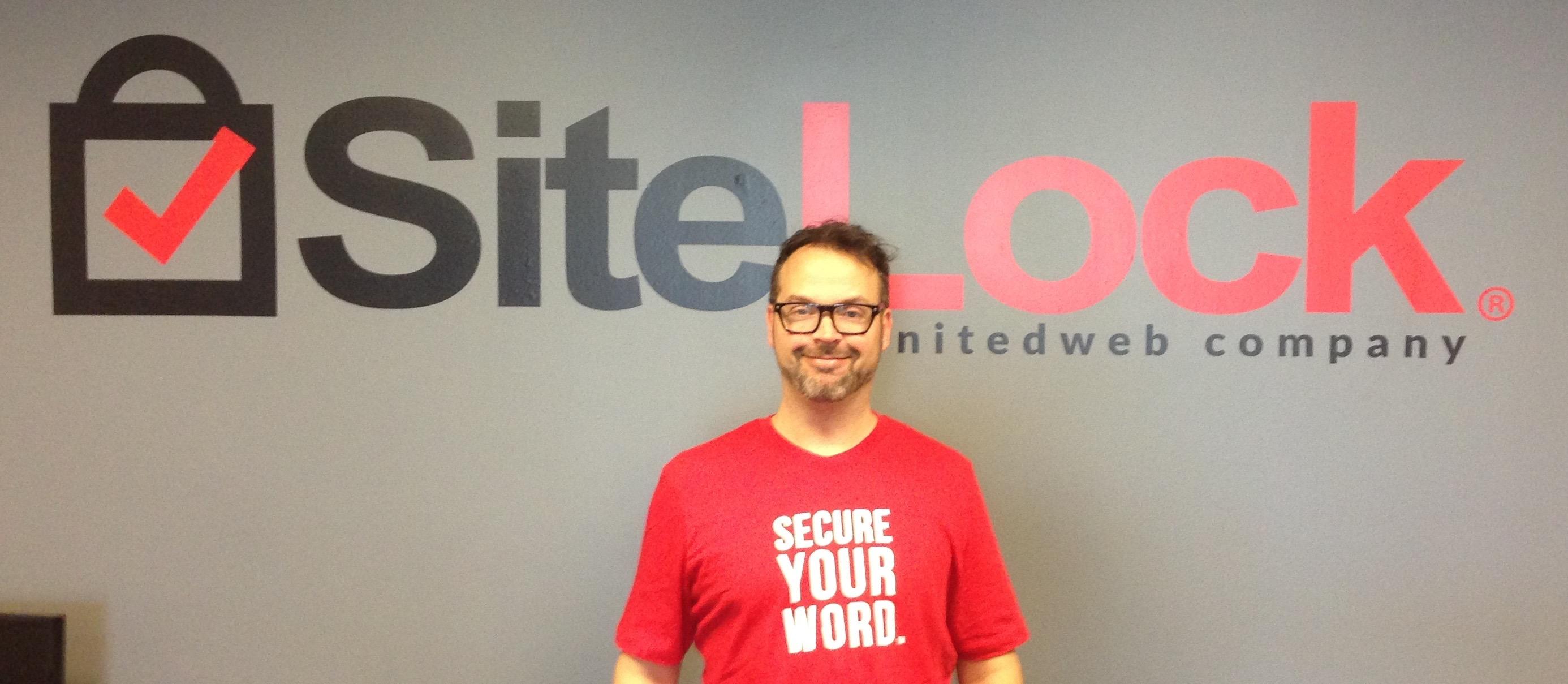 Adam W. Warner - WordPress Evangelist - SiteLock