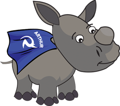 RhinoKIDZ, arthur