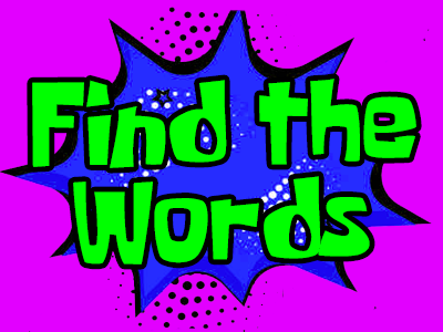 RhinoKIDZ - find-the-words