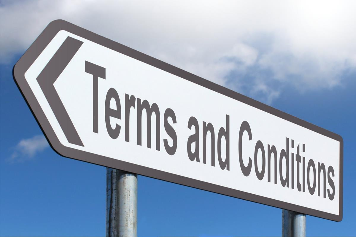 Terms and Conditions Sunshine Coast Lawyers