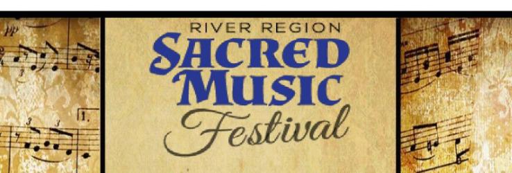 River Region Sacred Music Festival