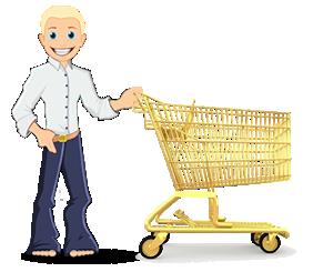 Michael's Graphics Shopping Cart