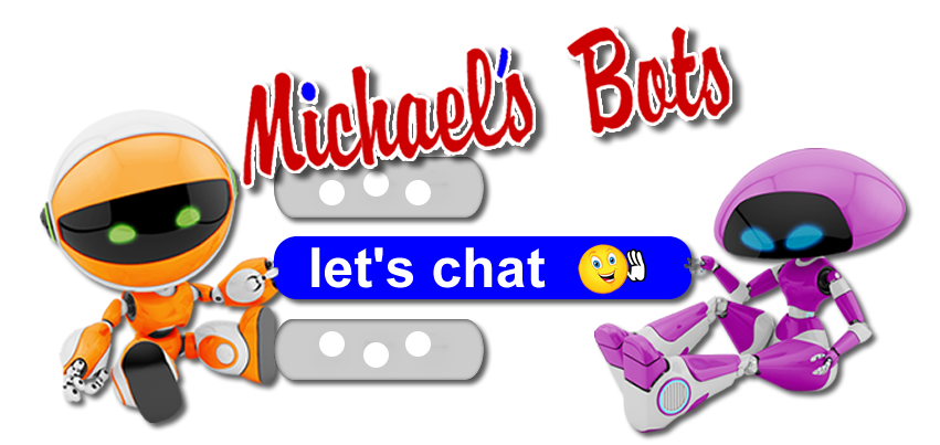 Facebook Messenger Chatbots from Michael's Graphics