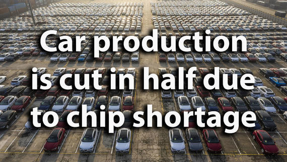 Car Export and the Global Chip Shortage