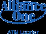 Alliance Once ATM Locator logo