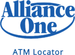 Alliance Once ATM Locator logo