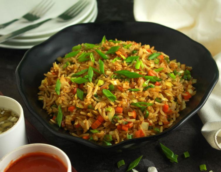 Chinese Fried Rice Veg