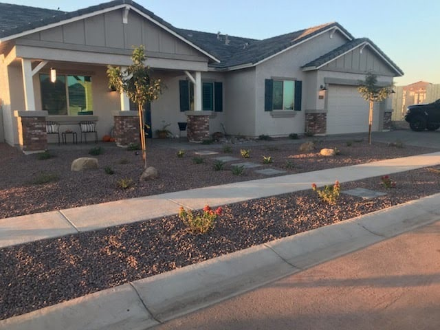 Phoenix Brown Landscape Rock for your Home