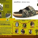 Sole Rebels - Green by heritage