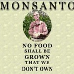 Gates Foundation holding hands with Monsanto