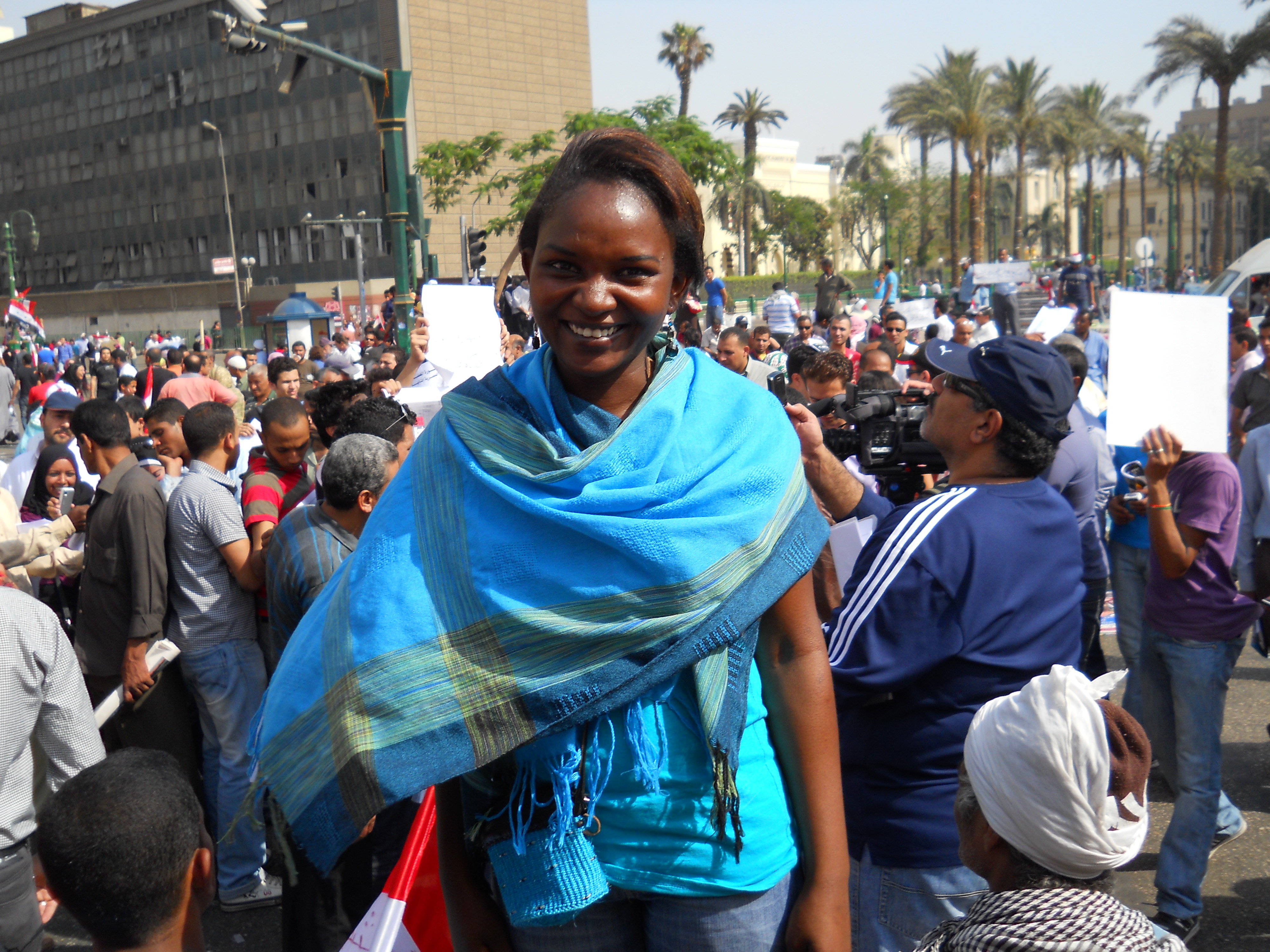 Zimbabwe to Egypt: Reflections from Tahrir Square: Part 2