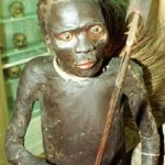 El Negro de Banyoles (a real stuffed human being)