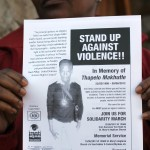 A Dangerous Visibility - In memory of Thapelo Makhutle