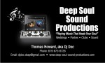 Deep Soul Sound Productions
