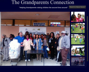 Grandparents Connection Weekly Meeting @ The Jacobs Center | Cleveland | Ohio | United States