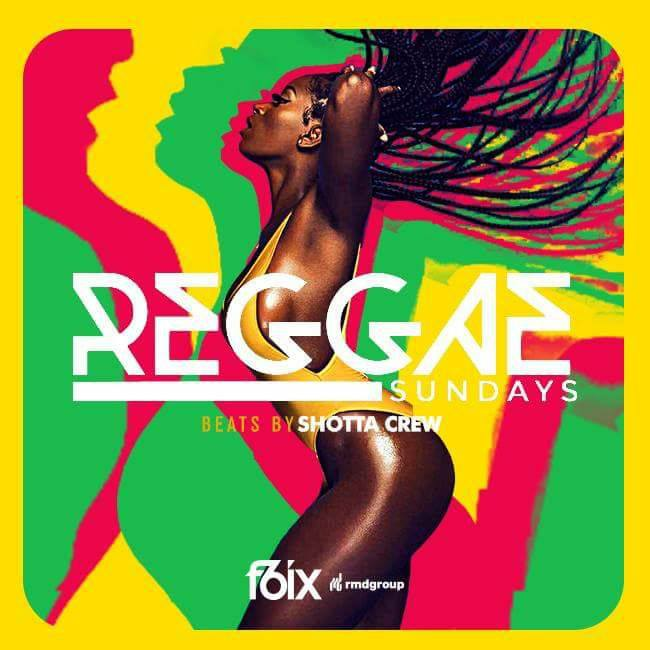 Reggae Nights at F6ix @ F6ix
