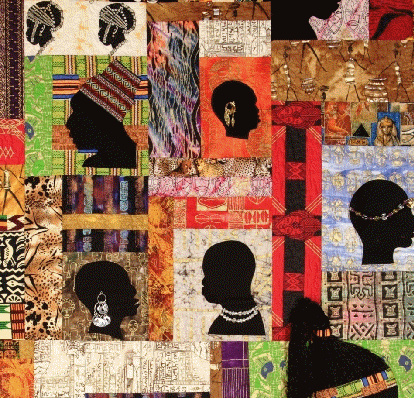 San Diego People of Color Quilt Guild @ Valencia Park/Malcolm X Library   San Diego   California   United States