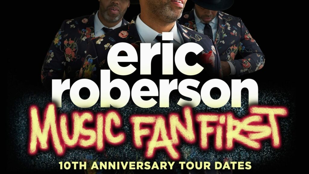 Eric Roberson MFF 10th Anniversary Tour @ Humphreys Backstage Live