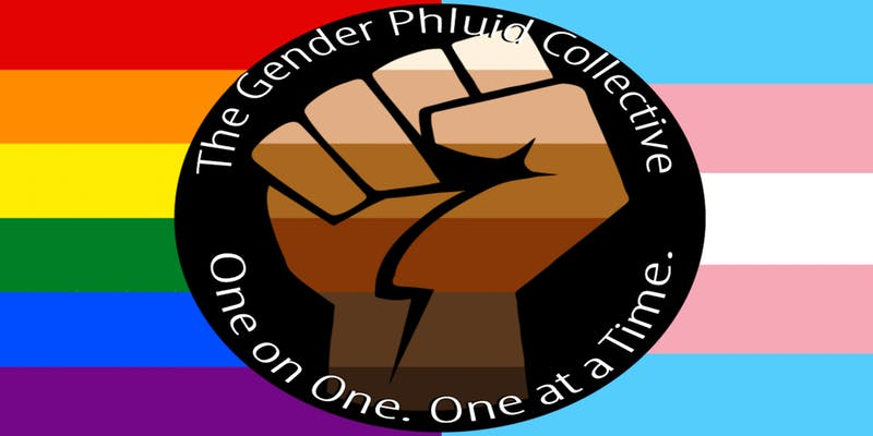 The Gender Phluid Collective: Black/PoC LGBTQ+ Support Groups Welcome!! @ Malcolm X Branch Library