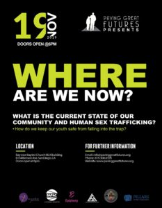 Where Are We Now?: Forum on Sex Trafficking