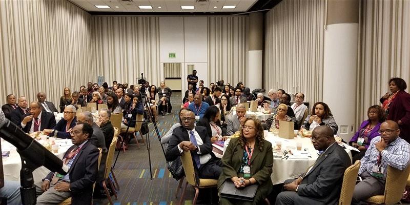 National Economic Association 50th Anniversary Luncheon @ Marina Kitchen - San Diego Marriott Marquis & Marina, Marina Ballroom G