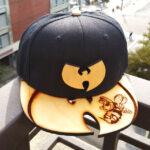 Wu-Tang Woodbrim Snapback