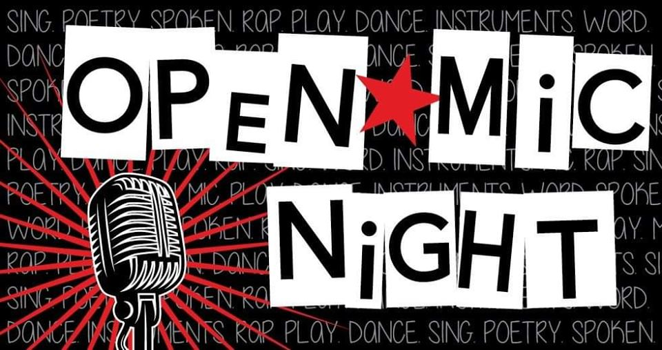 CAT Presents..Open Mic Night @ Community Actor's Theatre (San Diego)
