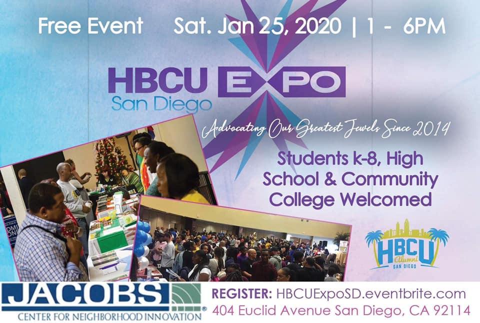 HBCU Expo San Diego