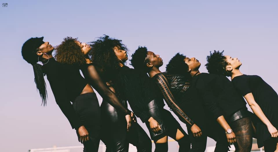 Black History Month Photo Shoot @ Spreckels Organ Pavilion
