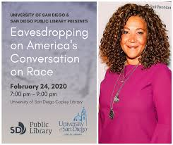 Michele Norris: Eavesdropping on America's Conversation on Race @ Joan B. Kroc Institute for Peace and Justice Theater