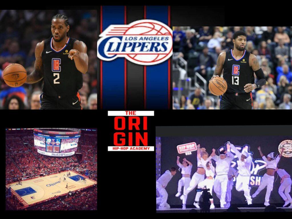 "OrigiNation ""Clippers vs Bulls"" NBA Halftime Show Audition @ The Origin Hip Hop Performing Arts Academy"