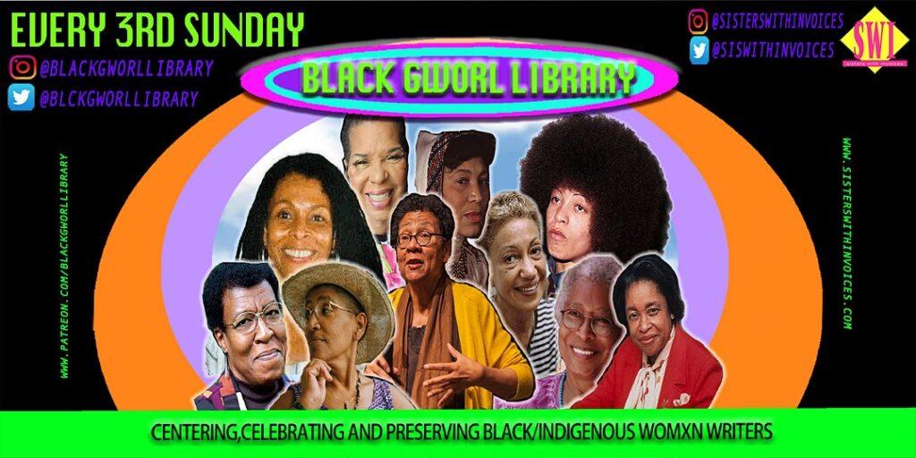 Black Gworl Book Club @ Online Event