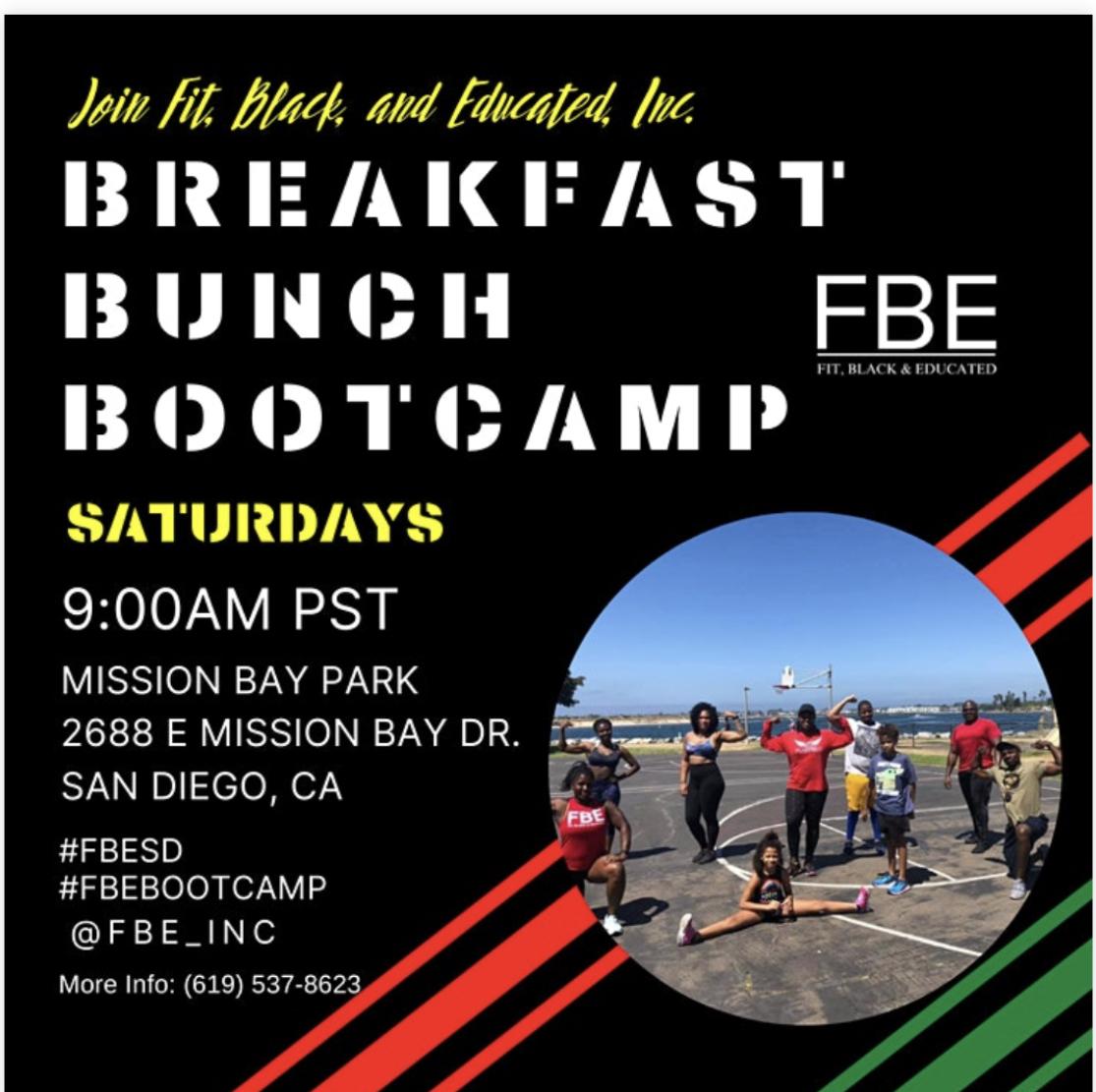 Breakfast Brunch Bootcamp