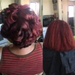 Hair relaxer with style and trim
