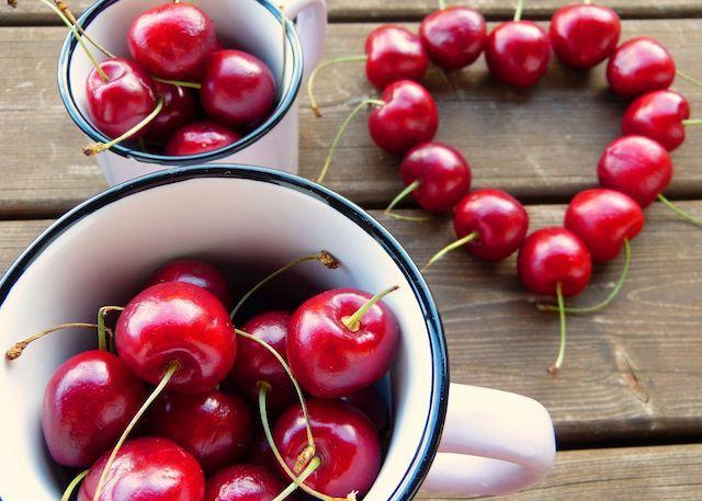 cherries sleep