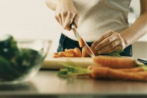 gut disorders cooking food