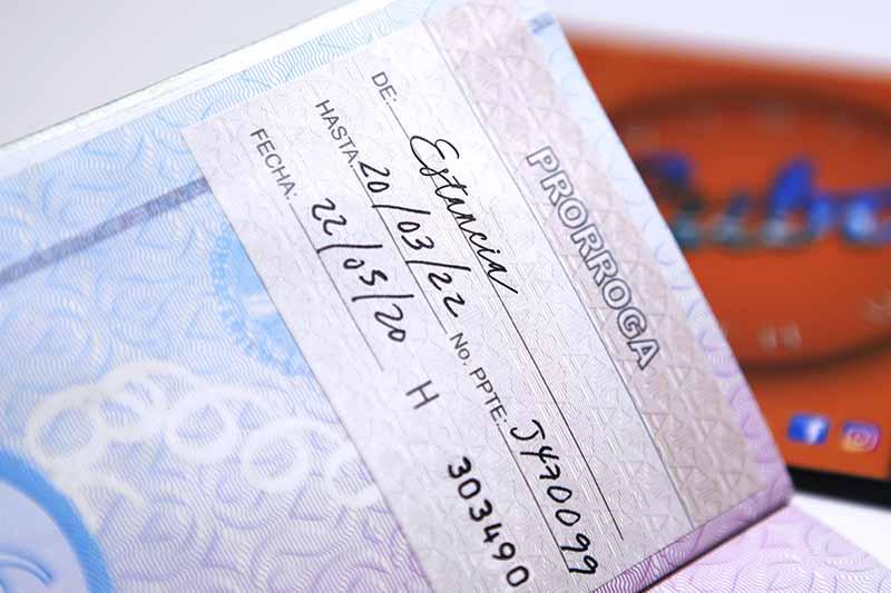 Prórroga de estancia, Prórroga de Pasaporte, trámites consulares, pasaporte cubano, certificado y legalización, combos de alimentos, envíos a cuba