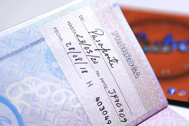 Prórroga de Pasaporte, trámites consulares, pasaporte cubano, certificado y legalización, combos de alimentos, envíos a cuba