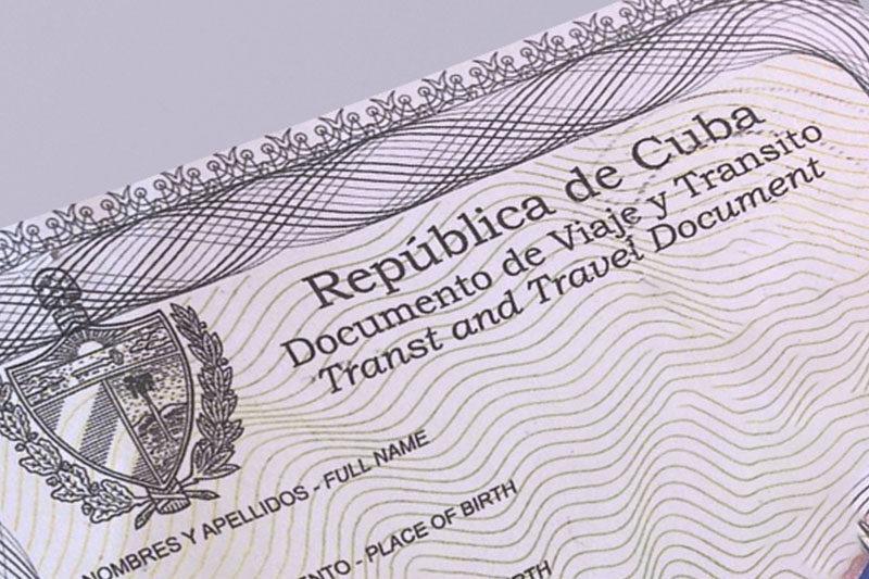 El Documento de Viaje y Tránsito DVT, Trámites consulares y pasaporte cubano, Certificación y legalizaciones, combos de comida, envios a cuba